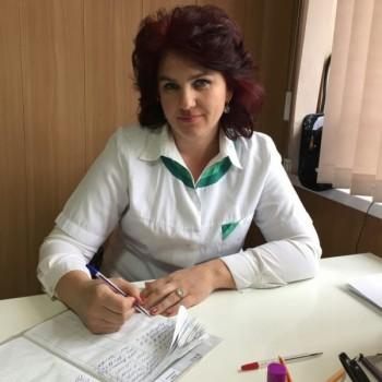Петренко Вера Ивановна