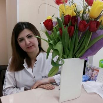 Алиева Севиль Моилаевна