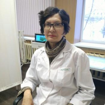 Семёнова Ольга Петровна