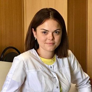 Никифорова Алина Анатольевна